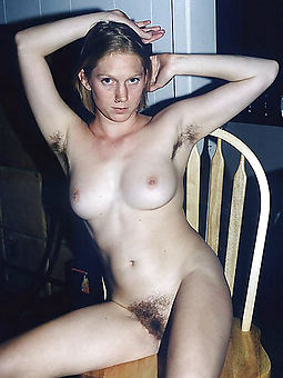nude flimsy armpits seduction