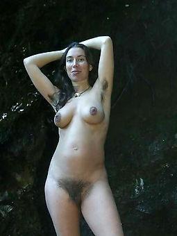 very hairy armpits strip