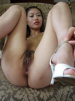 pretty asian hairy pussy photos