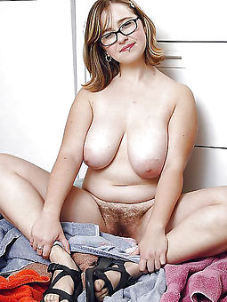 grounds hairy naked milf