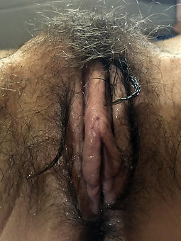 Hairy Close Up