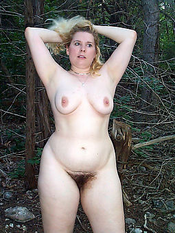 pretty broad in the beam hairy mature