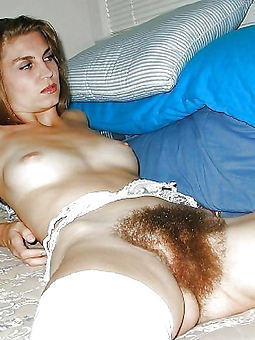 amature women with uncompromisingly hairy pussies