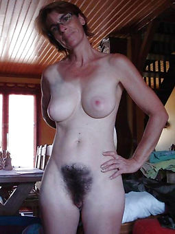 women in the matter of very hairy pussies