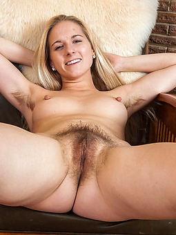 Hairy Blonde