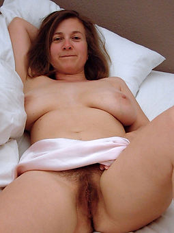 wild naked only hairy women