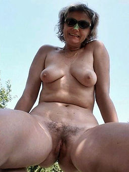sexy soft pussy outdoors