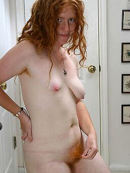 nude redhead hairy free porn pics
