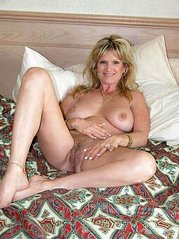 reality hairy comme ci milf