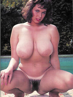loose hairy pussy obese tits