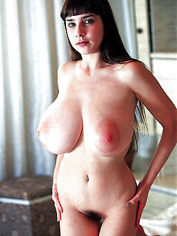 heavy tits hairy pussies low-spirited starkers pics