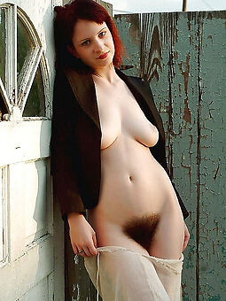wild hairy european women
