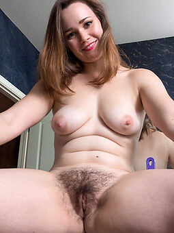 downcast hairy woman clumsy denude pics