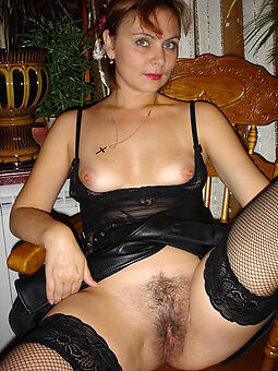 unshaved pussy strip