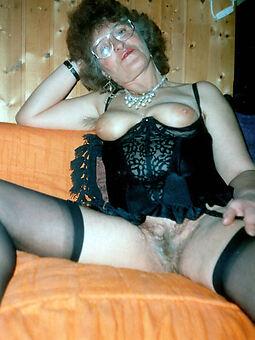 sexy retro hairy women stripping