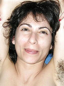 amature unmitigatedly hairy armpits porn photo