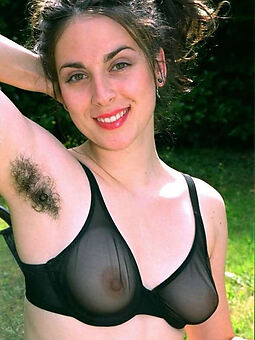 porn pictures of girl with hairy armpits