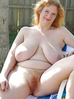 Big Tits And Hairy Pussy