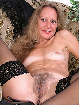 naked pics of hairy mature grannies