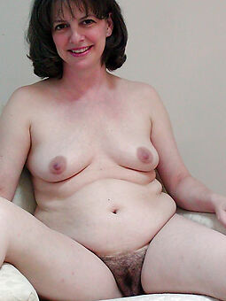for sure hairy chubby milf