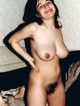 amature natural big tits and hairy pussy