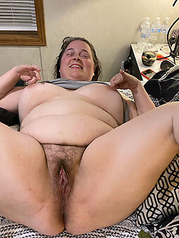 hot big chubby hairy pussy stripping