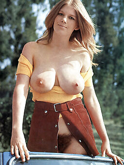 reality vintage hairy girls