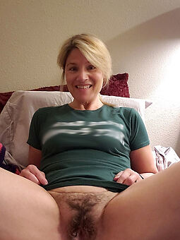 Hairy Housewife Pussy