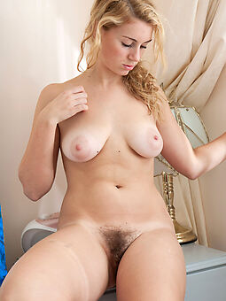 hairy blond twit