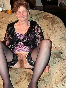 hairy superannuated grannies amature porn