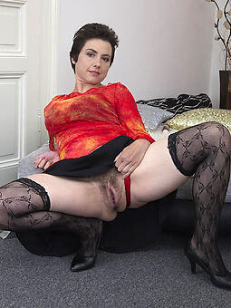 despondent hairy pussy upskirts seduction