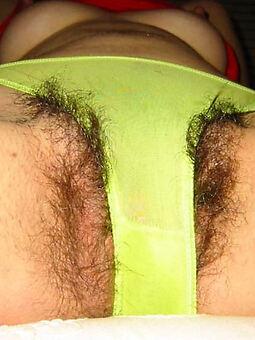 hot very hairy girl tease