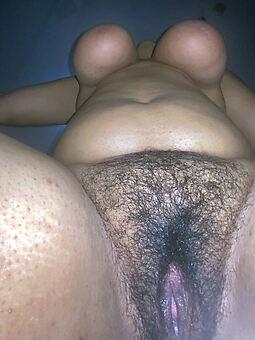 nice hairy black porn