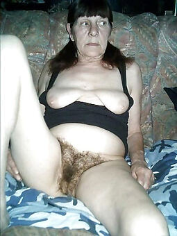 luring hairy granny pictures