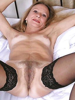 age-old hairy vaginas stripping