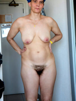 nice hairy old moms