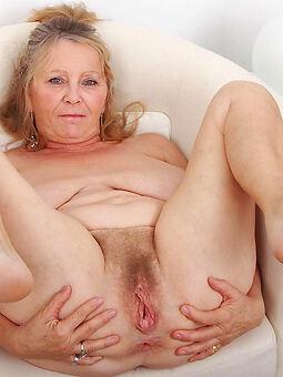 xxx hairy old grannies