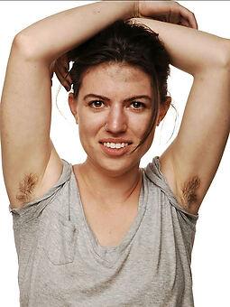 reality hairy armpit fetish
