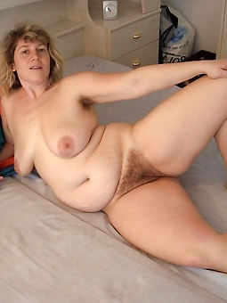 ideal mature hairy chubby
