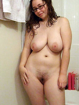 chubby hairy woman pic
