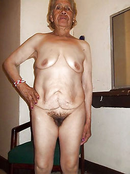 old granny hairy amateur nude pics