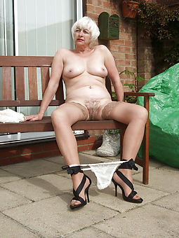 beautiful hairy grannies pictures