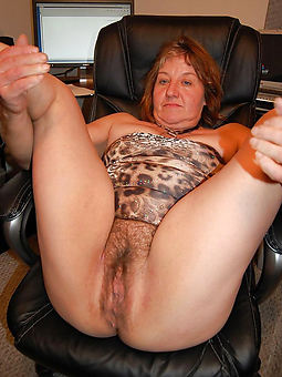 naked hairy granny free porn