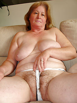 naked hairy granny porn motion picture