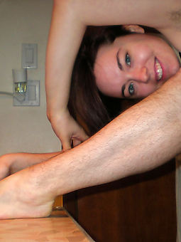 hairy toes unaffected by girls xxx pics