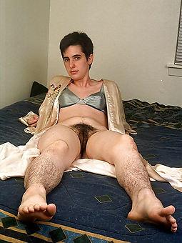 xxx hairy women legs