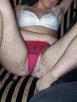 Women Hairy Legs