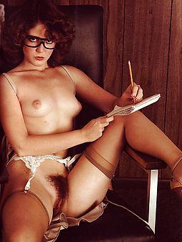 vintage hairy vagina porno