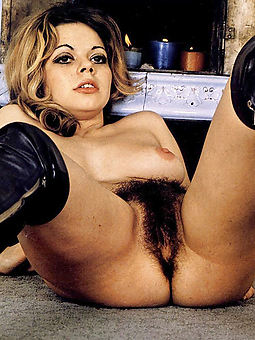 hairy vintage girls actuality or danger pics