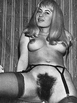 Vintage Hairy